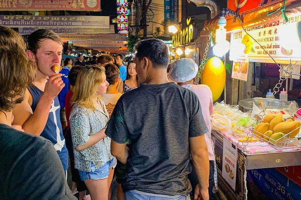 Streetfood in Chinatown, Bangkok
