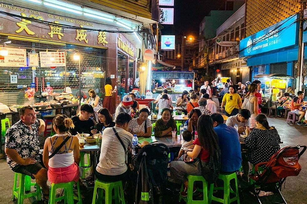 Bezienswaardigheden Bangkok Chinatown