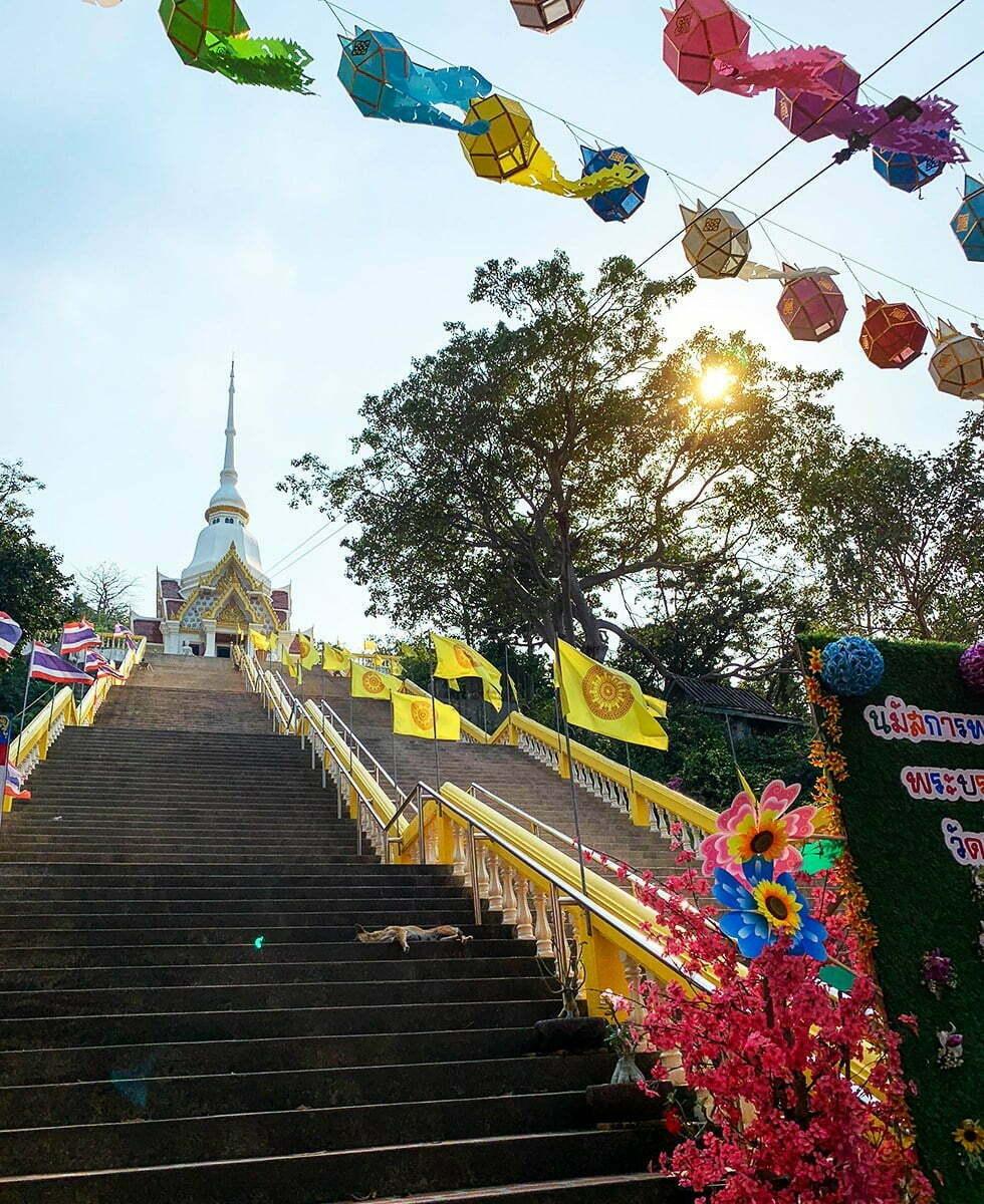 Monkey Hill in Hua Hin