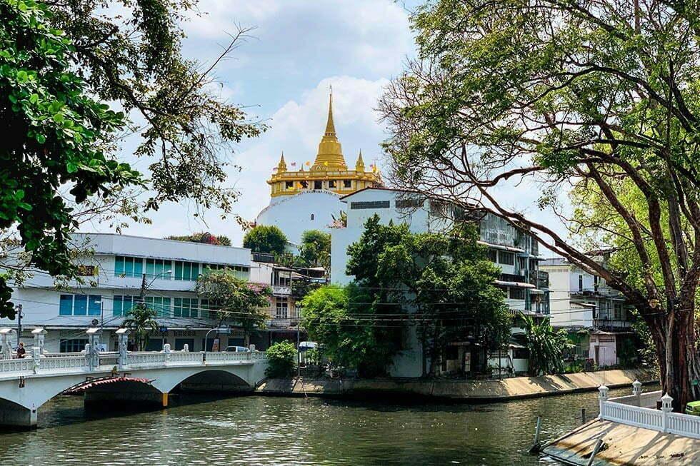 Tempels van Bangkok
