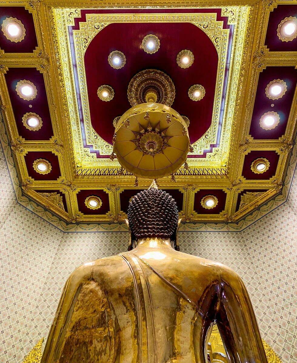 Wat Traimit in Bangkok - Tempel van de Gouden Boeddha