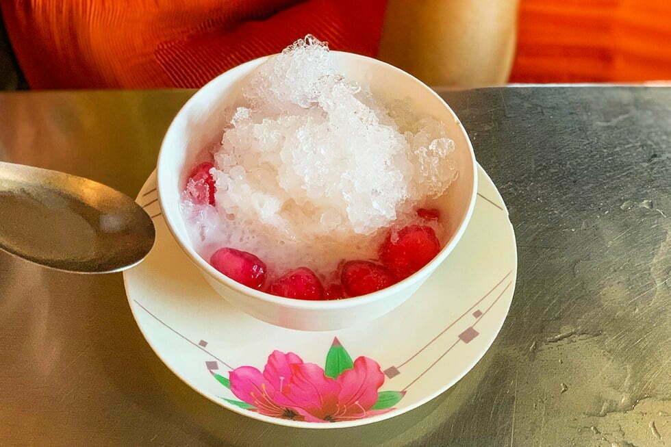 Yanwo Haochi Chinese Desserts - Streetfood in Chinatown, Bangkok
