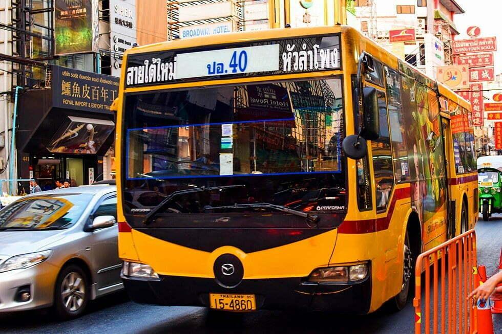 Stadsbus Bangkok