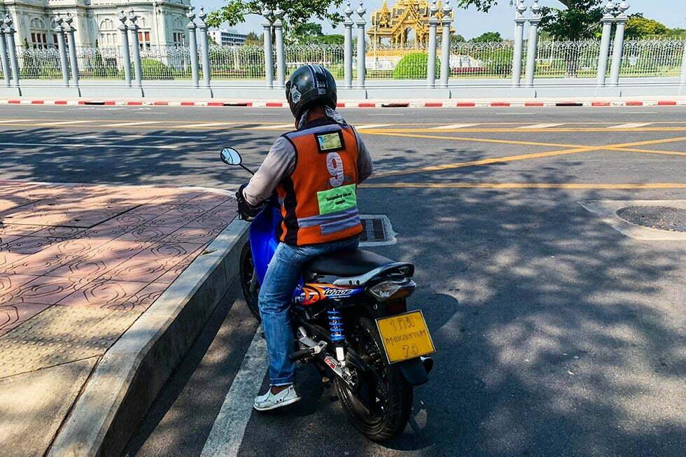 Motorbike Bangkok