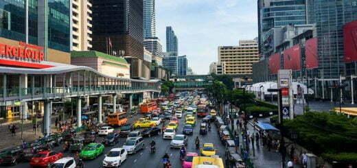 Transport Bangkok Vervoer