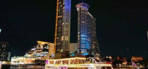 Chao Phraya Dinner Cruise Bangkok Thailand