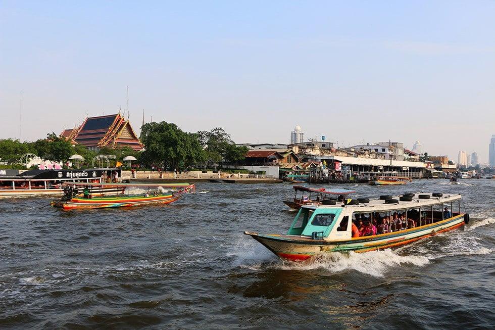 Activiteiten in Bangkok