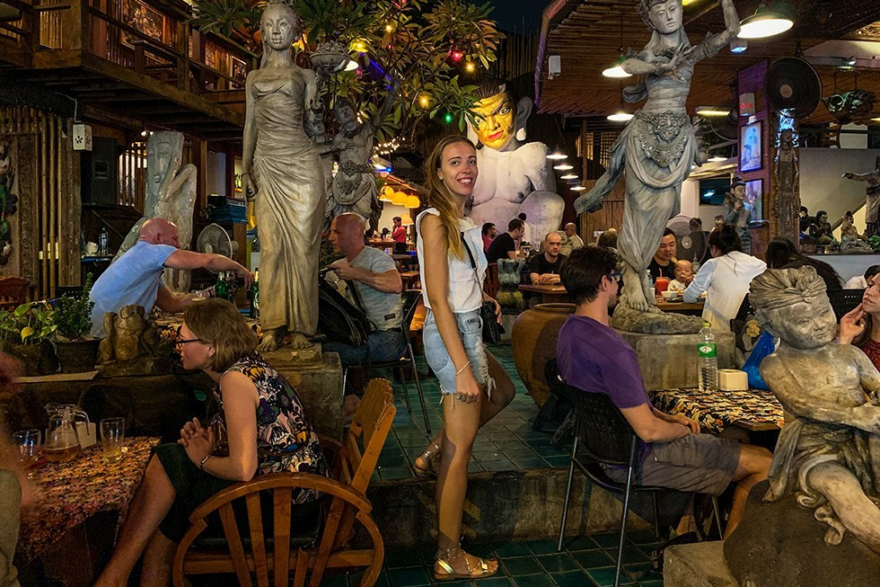 Restaurant My Darling Bangkok