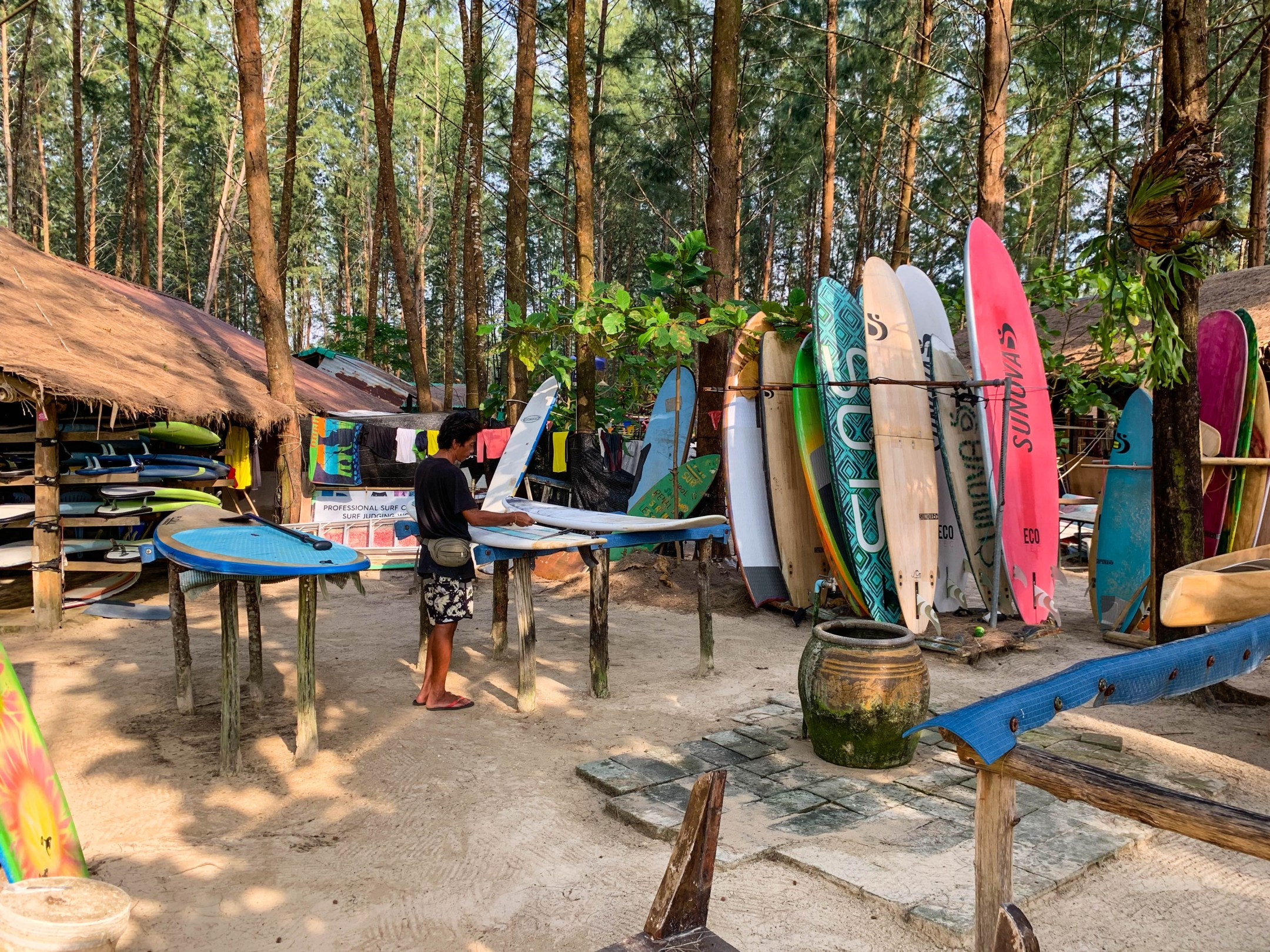 Surfen Khao Lak