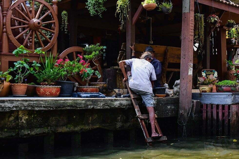 boottocht thonburi bangkok