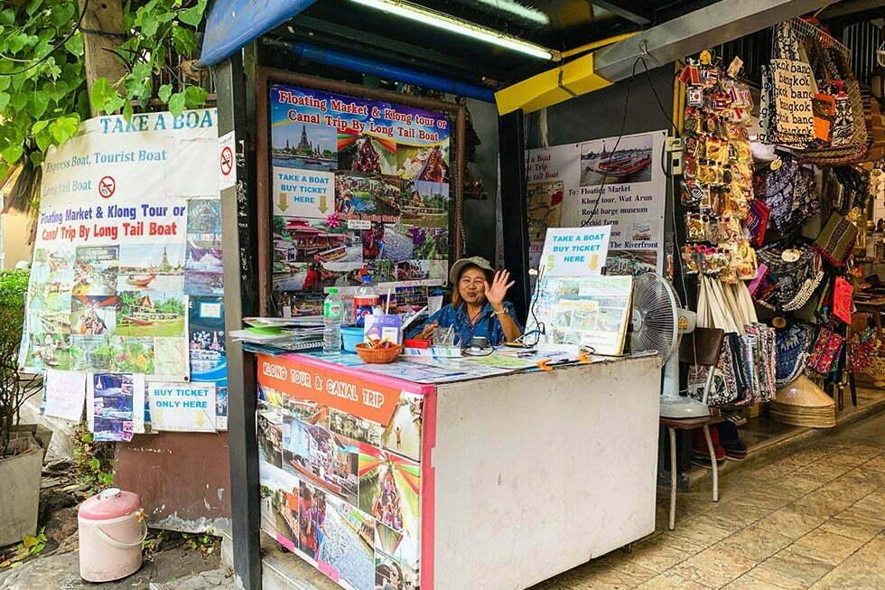 Boottocht Thonburi Bangkok boeken