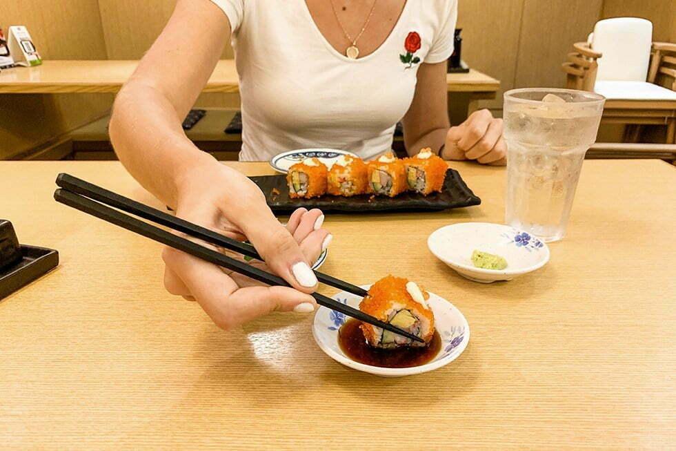Sushi Winkelcentrum MBK Center