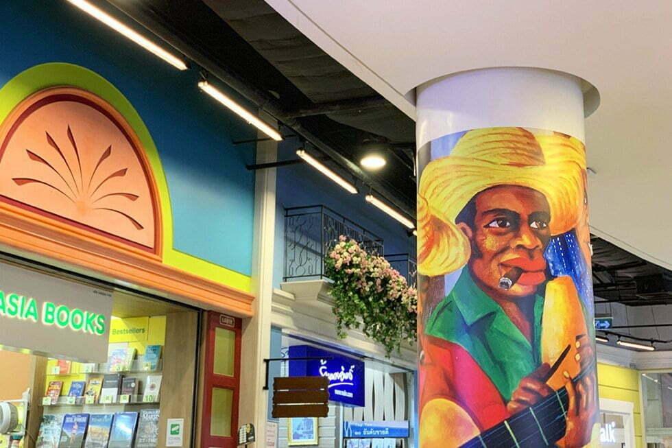 Caribbean Floor Terminal 21