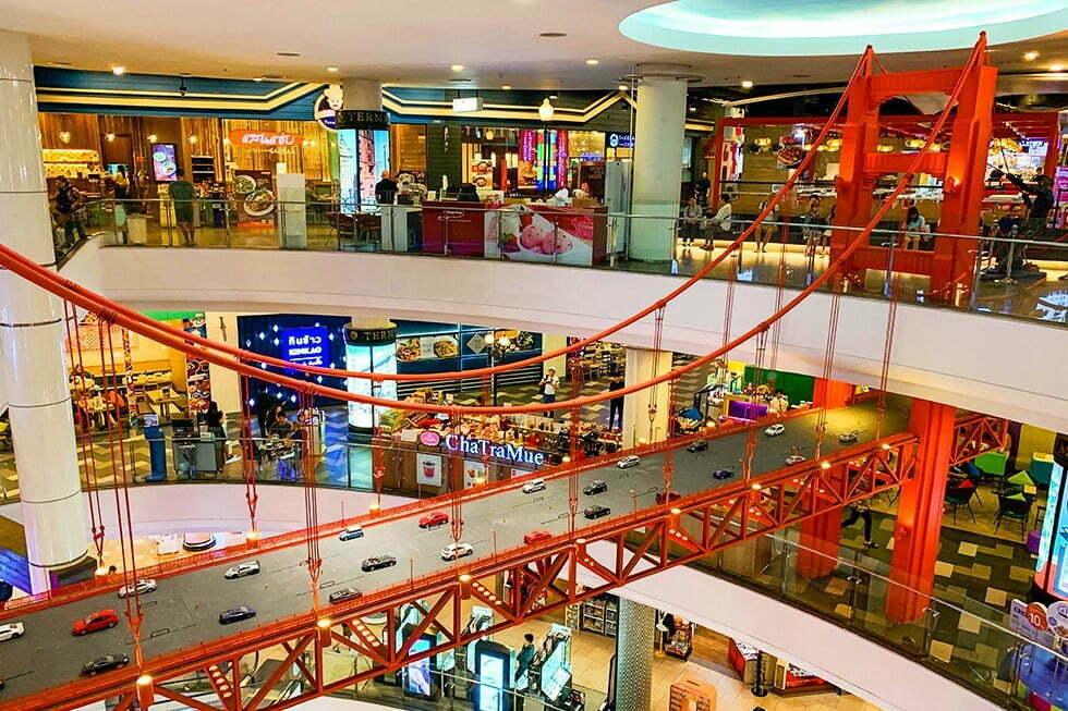 bangkok shoppen