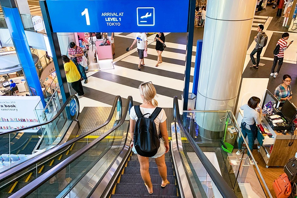 Terminal 21 Shopping Mall Bangkok