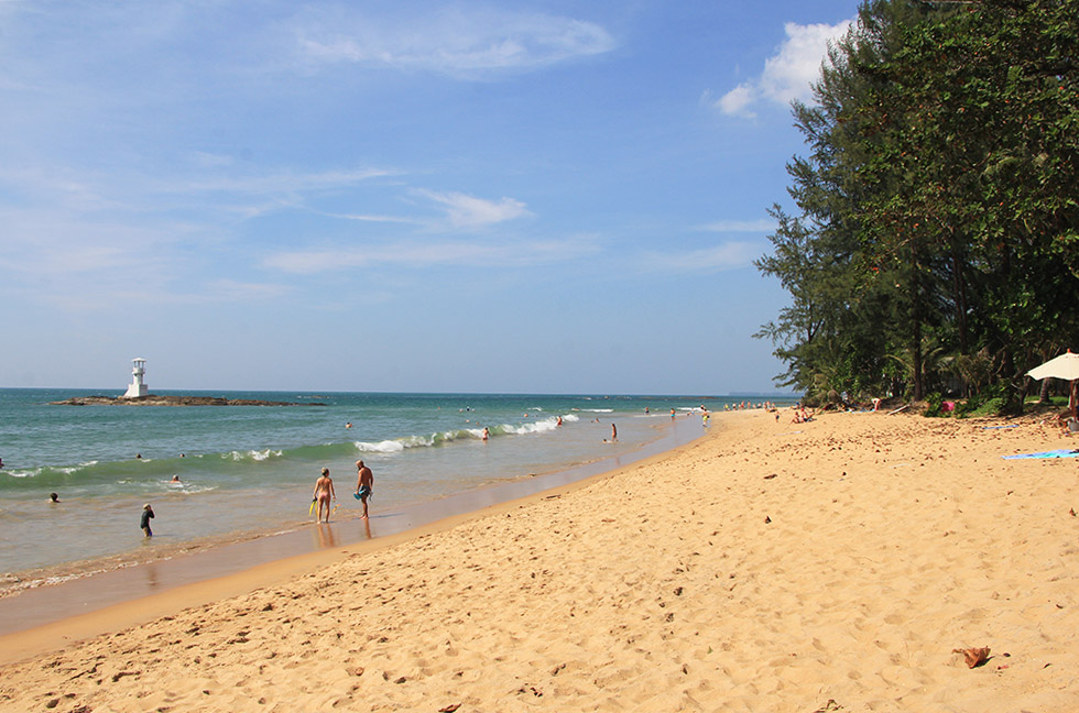 Stranden Khao Lak