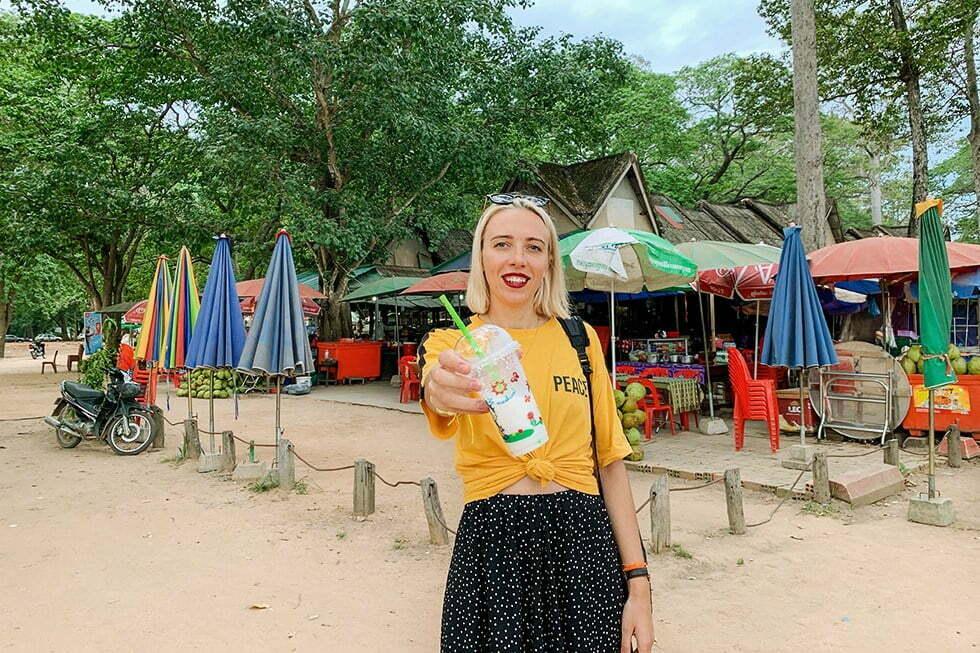 Ankor Wat in Cambodja