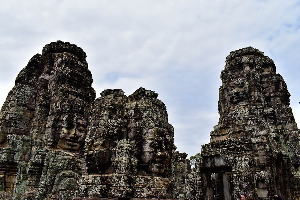 Bayan bij Ankor Wat, Cambodja