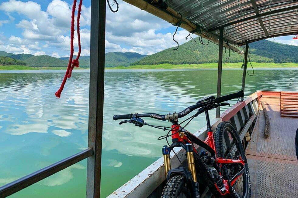Mountainbiken Chiang Mai