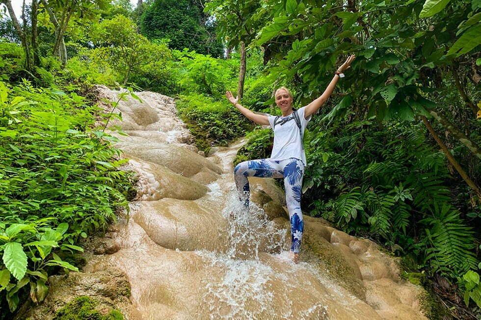 Waterval Mountainbike Chiang Mai