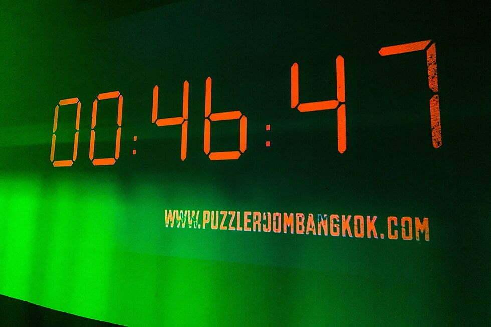 puzzle room bangkok