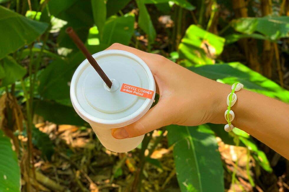 Wat Pha Lat Koffie