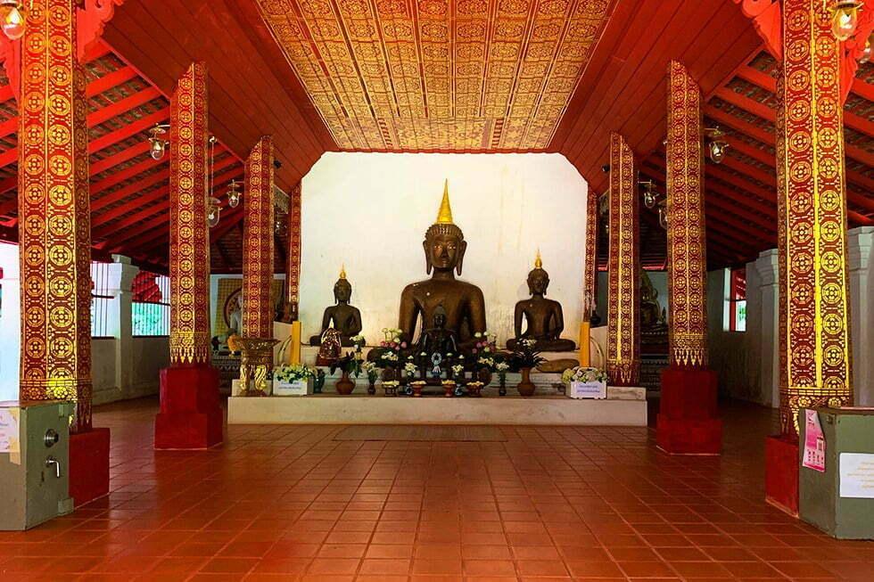 Wat Pha Lat Chiang Mai Tempel