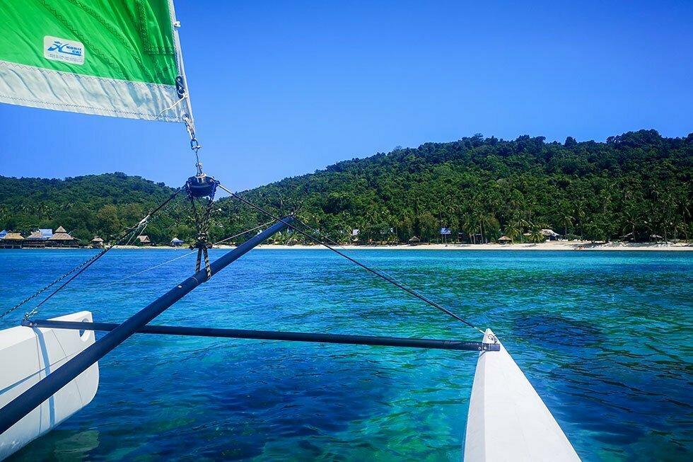 Koh Talu Island Catamaran