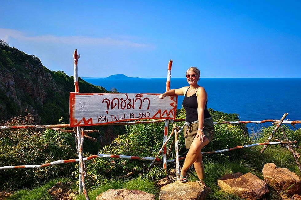 Koh Talu Island Viewpoint