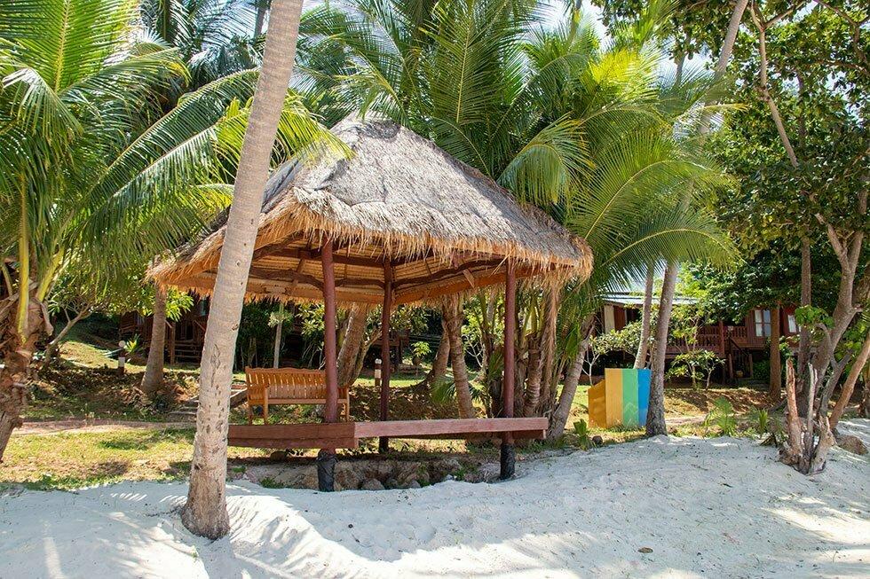 Relaxen op Koh Talu
