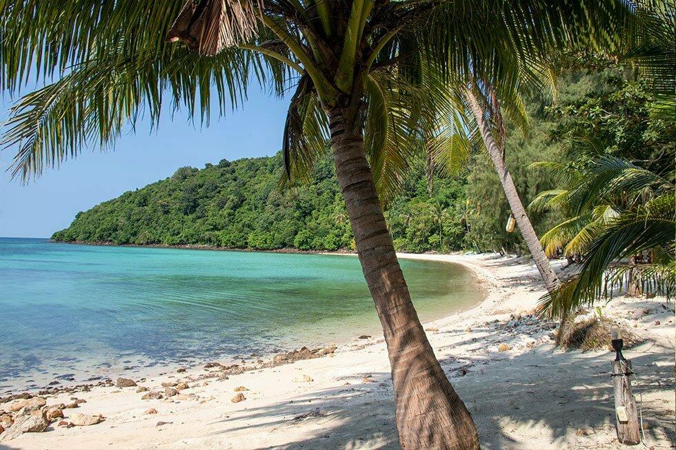 Koh Talu Island Strand