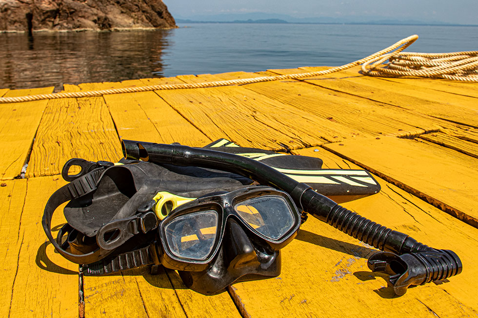 Koh Talu Island Snorkelen