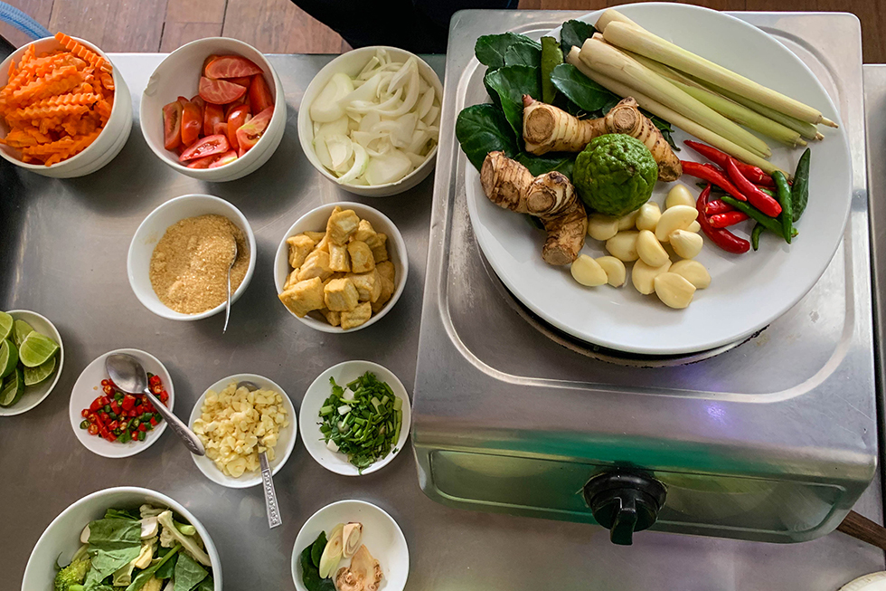 koken in Thailand