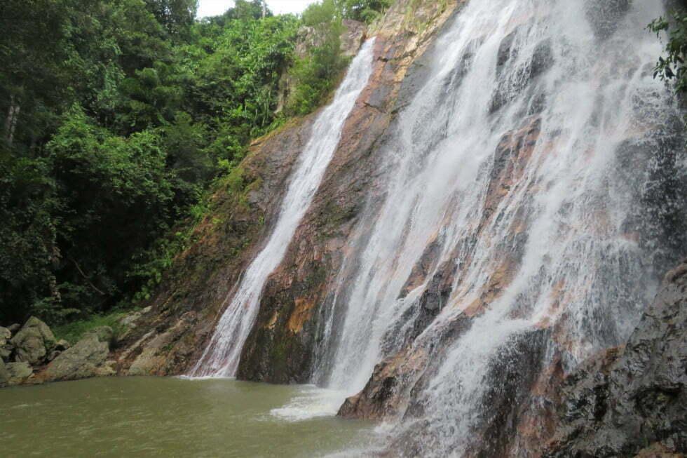Namuang 1 Waterval