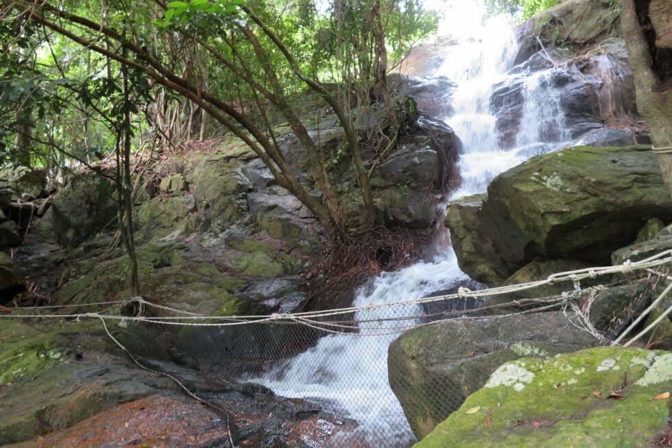 Rivier oversteek Namuang 2