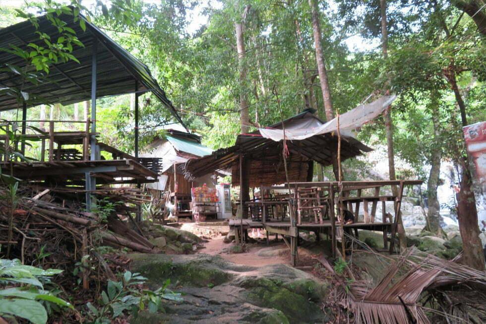 Restaurantje Namuang 2
